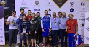 Андрей Воеводин - Победитель Первенства России по боксу