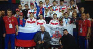 Поздравляем Андрея Воеводина!