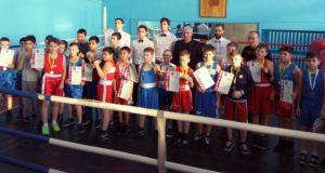 Первенство городского округа Люберцы по боксу среди юношей